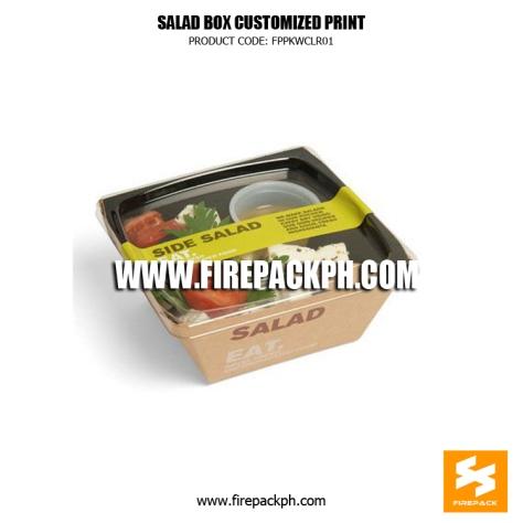 salad box with window manila supplier quezon supplier london supplier