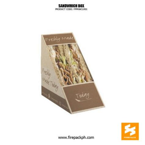 sanwhich box supplier maker manila