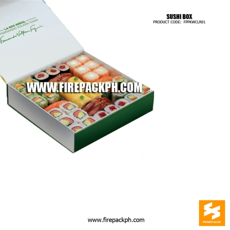 sushi box supplier maker manila