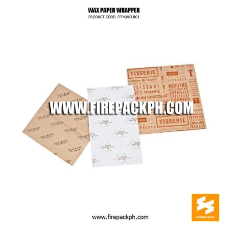 wax paper wrapper supplier Al Ain dubai