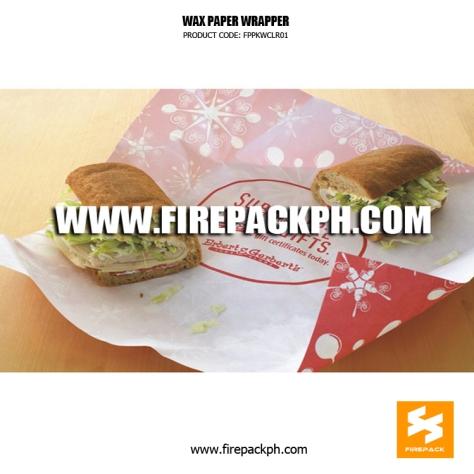wax paper wrapper supplier Dubai Dubaii supplier