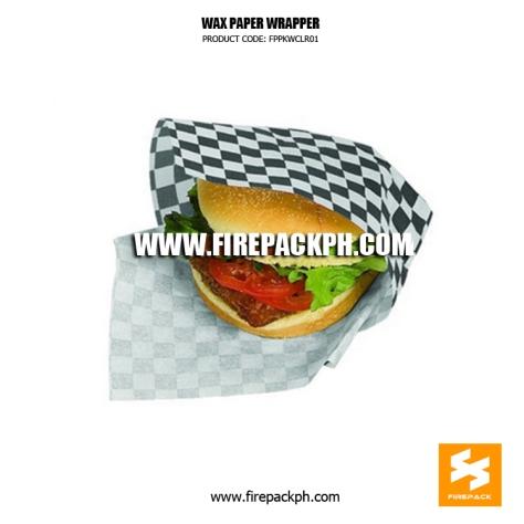 wax paper wrapper supplier Hatta supplier