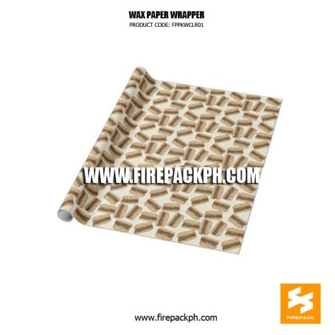 wax paper wrapper supplier tokyo japan supplier manila supplier