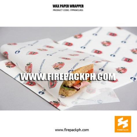 wax paper wrapper supplier tokyo japan supplier