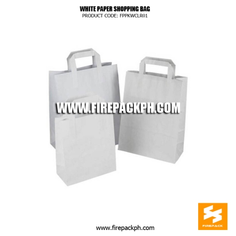 white paper shopping bag supplier japan