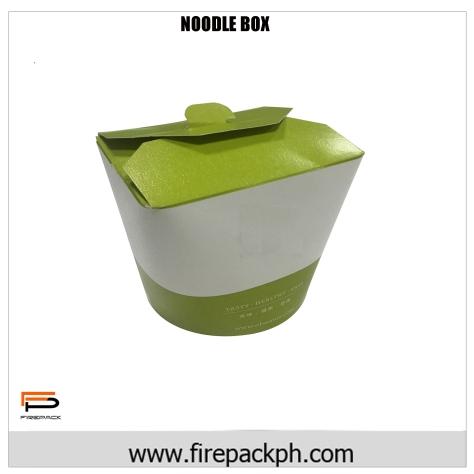 zenthai noodle box carton