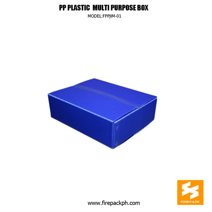 blue box maker supplier