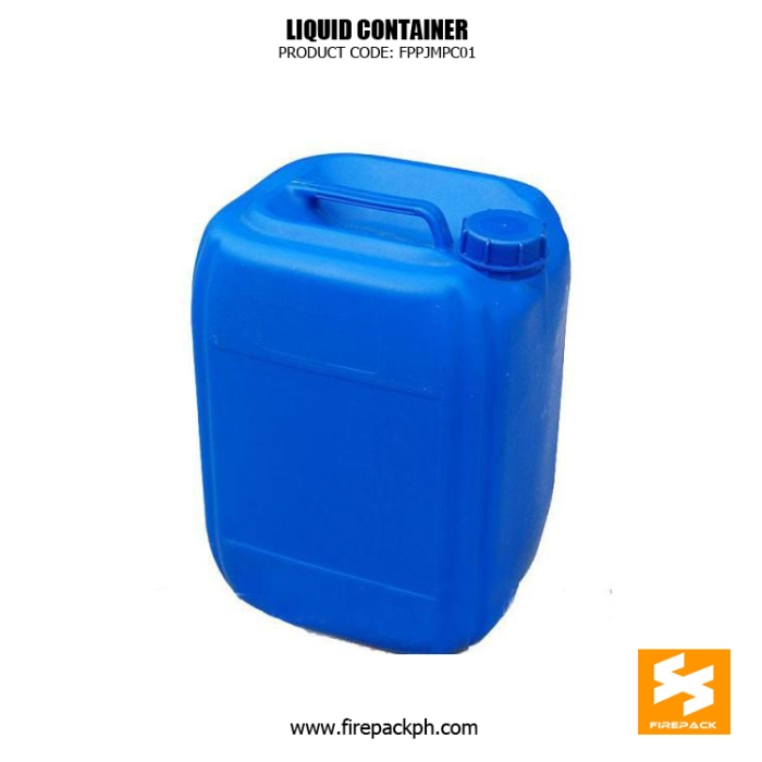 blue container supplier maker firepack