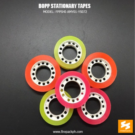 bopp stationary tapes supplier manufacturer