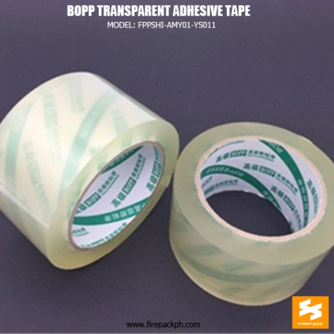 bopp transparent tape