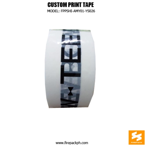 customized packing tape supplier