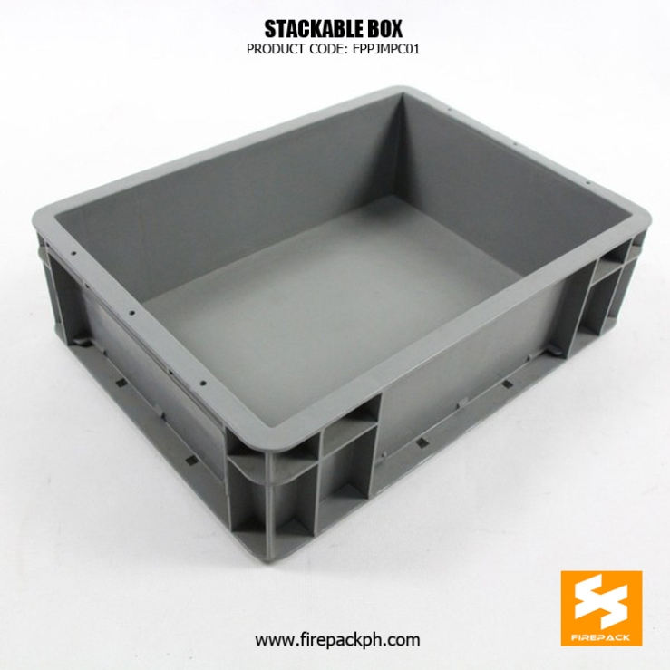 grey stackable box supplier manila