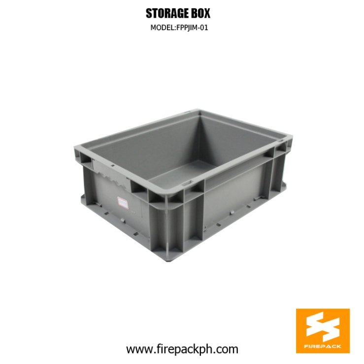 grey storage box maker supplier