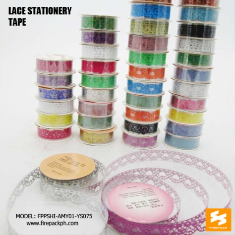 lace stationary tape 1