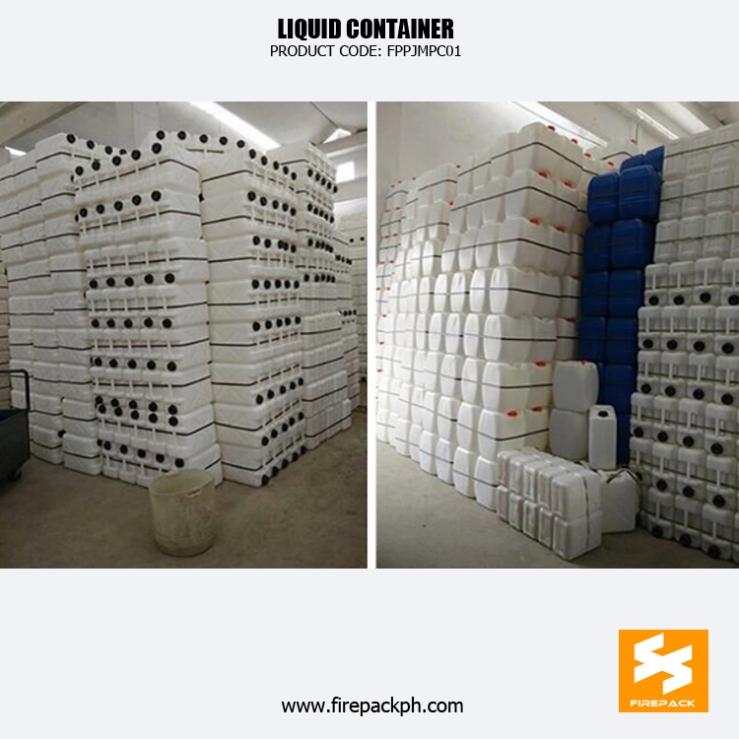 liquid container