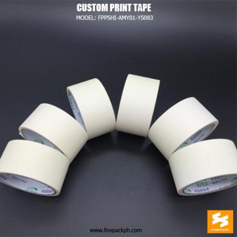 masking tape custom made