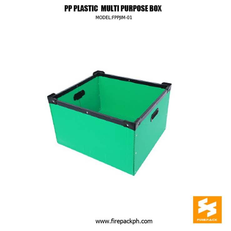 plastic box supplier maker