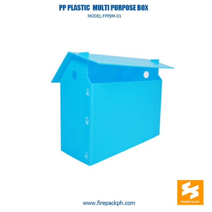 pp plasatic box supplier