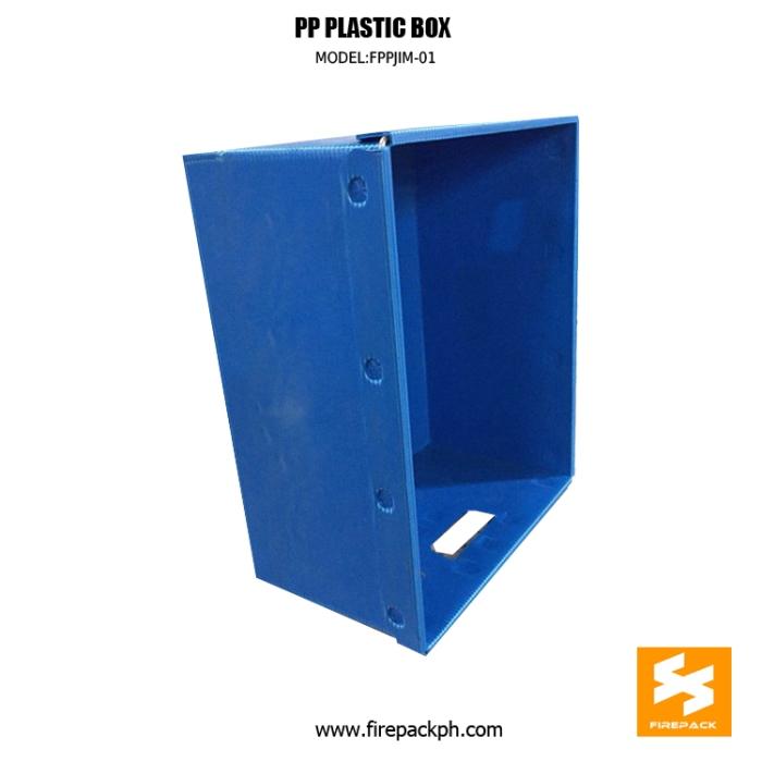 pp plastic box supplier maker