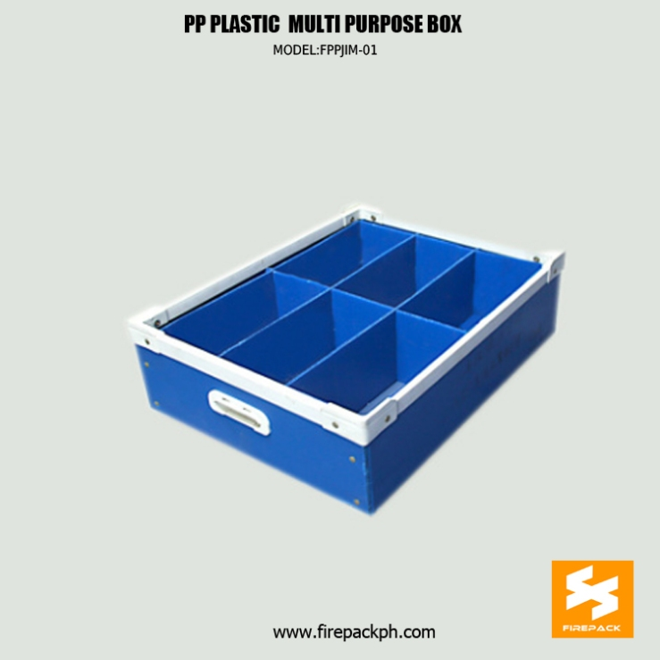 pp plastic box supplier manila maker