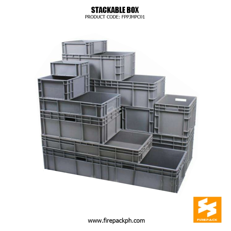 stackable box supplier maker