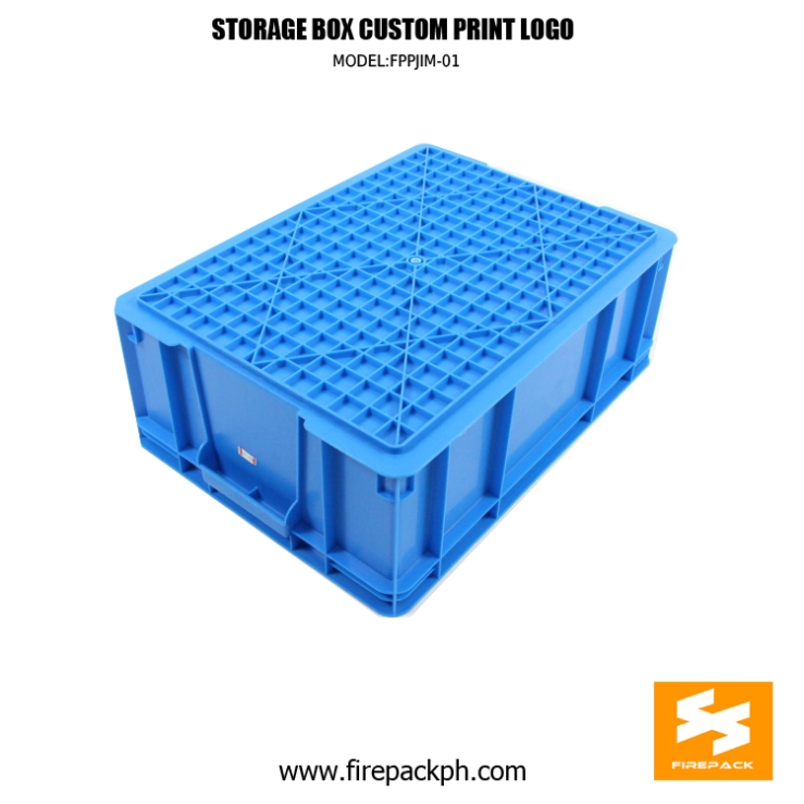 stockable storage box supplier