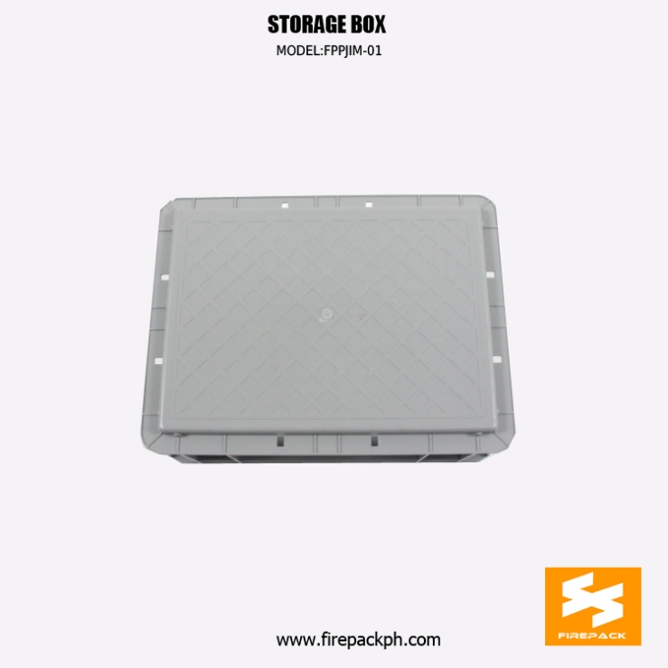 storage box stockable box