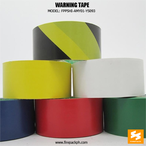 warning tape electrical tape supplier manufacturer