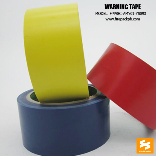 warning tape electrical tape supplier