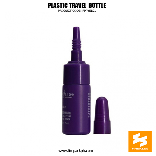10ml Cosmetic Packaging Plastic HDPE Travel Lotion Containers 2