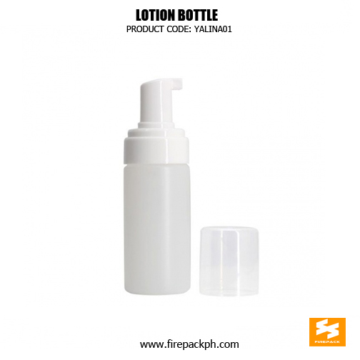 120ml Cosmetic Packaging Plastic PE Foam Dispenser Bottle 2