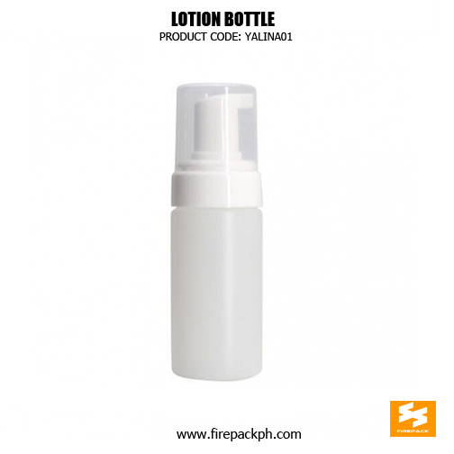 120ml Cosmetic Packaging Plastic PE Foam Dispenser Bottle 3