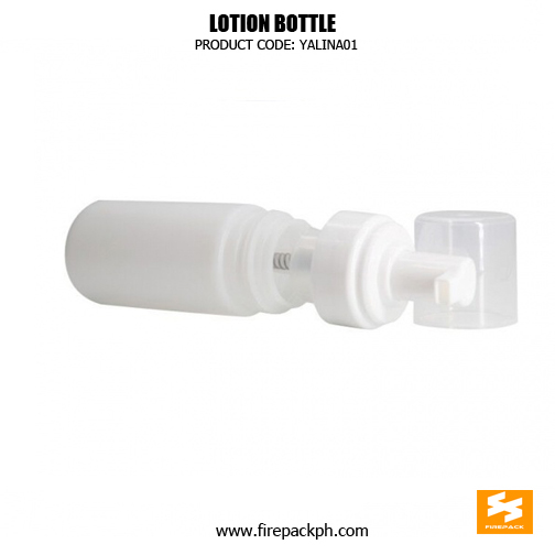 120ml Cosmetic Packaging Plastic PE Foam Dispenser Bottle 5