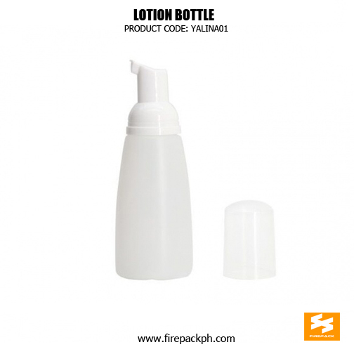 120ml HDPE Skincare Packaging Foaming Soap Bottles 3