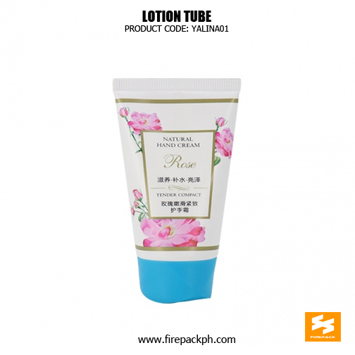 50g Cosmetic Packaging Empty Plastic Small Cream Tube
