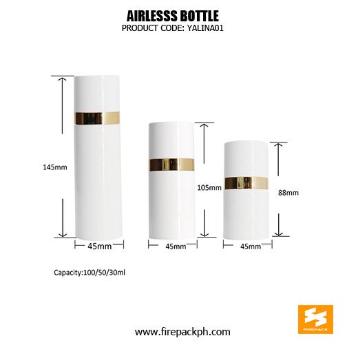 airless bottle supplier