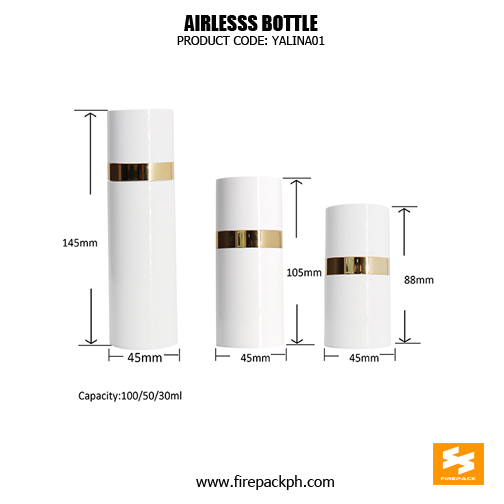 airless bottle supplier