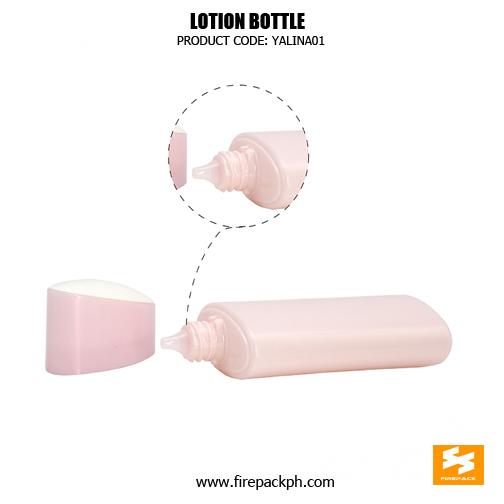Cosmetic Bottle Packaging PE Plastic Beauty3 Bottles 50g 4