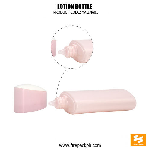 Cosmetic Bottle Packaging PE Plastic Beauty3 Bottles 50g 4