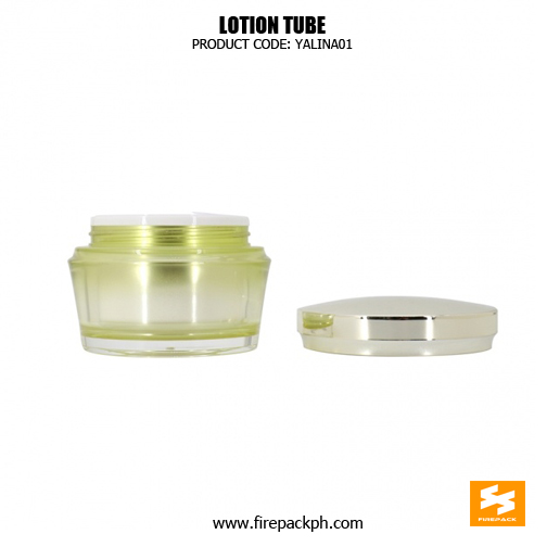 Cosmetic Packaging Luxury Cosmetic Container Acrylic Cream Jar 3