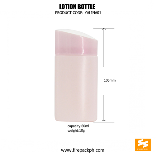 Cosmetics Containers Wholesale 60ml Plastic Bottles For Sun Bl1ock sizes