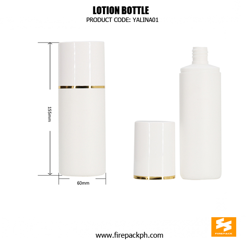 Cosmetics Containers Wholesale 60ml Plastic Bottles For Sun Block sizes