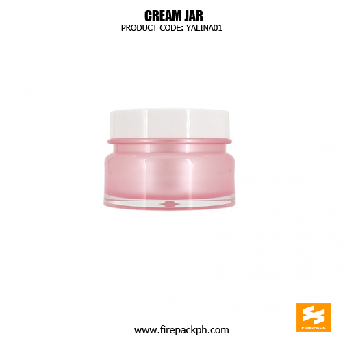Custom Cosmetic Packaging 50g Acrylic Skincare Containers 2