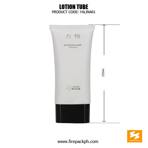 Custom Made Cosmetic Packaging Empty Plastic Lotion Tubes SIZES
