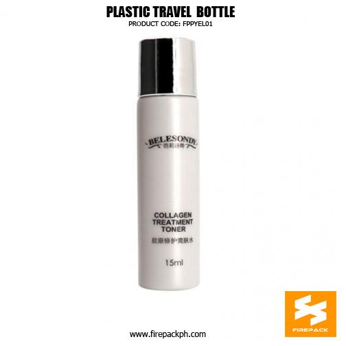 Cylinder small HDPE bottle 10ml, 15ml, 20ml for skin toner bottlE 2