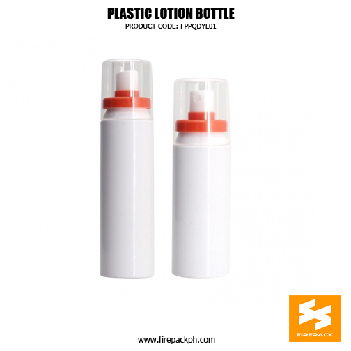 Factory Wholesale PET Plastic Fine Mist Spray Bottle 2
