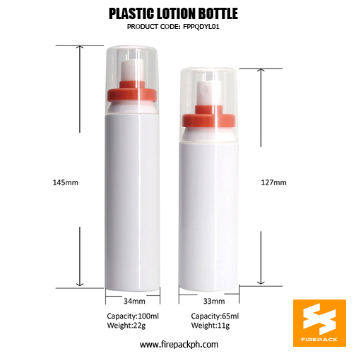 Factory Wholesale PET Plastic Fine Mist Spray Bottle 4