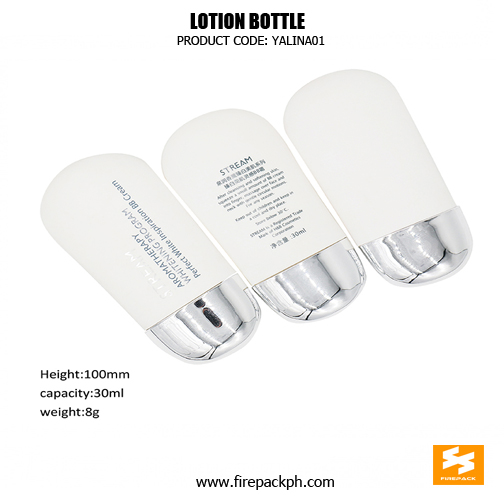 Fancy 30ml Makeup Container HDPE Plastic Bottles detials