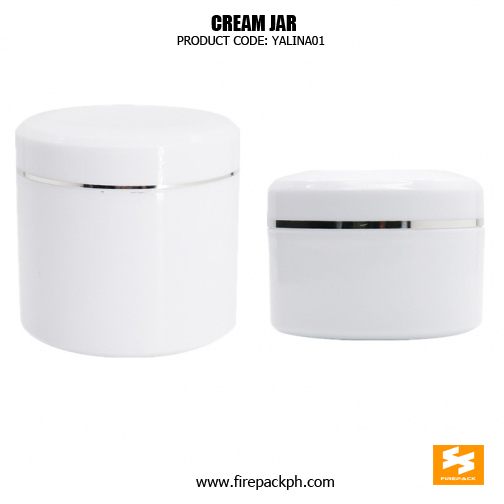 PP Empty Plastic Containers For Beauty Salon
