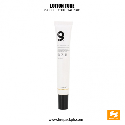 Skincare Container 30ml Soft Squeezy Tube With Nozzle